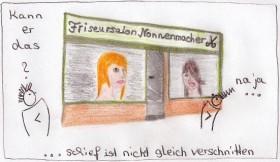 Friseursalon von Nonnenmacher